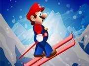 Mario Ice Skating 2