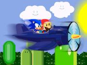 Mario & Sonic Jet Adventure