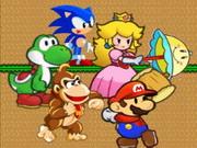 Mario Smash Bros Avenger